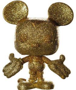 Funko POP de Mickey Mouse dorado brillante - Los mejores FUNKO POP de Mickey Mouse - FUNKO POP de Disney