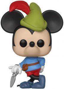 Funko POP de Mickey Mouse valiente sastre - Los mejores FUNKO POP de Mickey Mouse - FUNKO POP de Disney