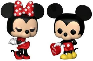 Funko POP de Mickey Mouse y Minnie Mouse - Los mejores FUNKO POP de Minnie Mouse - FUNKO POP de Disney