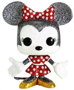 Funko POP de Minnie Mouse clásico brillante - Los mejores FUNKO POP de Minnie Mouse - FUNKO POP de Disney