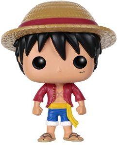 Funko POP de Monkey D. Luffy - Los mejores FUNKO POP de One Piece - Los mejores FUNKO POP de anime