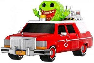 Funko POP de Moquete con coche - Los mejores FUNKO POP de los cazafantasmas - Ghostbusters - Funko POP de películas de cine