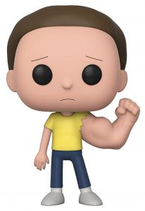 Funko POP de Morty mega brazo - Los mejores FUNKO POP de Rick y Morty - Los mejores FUNKO POP de series de dibujos animados