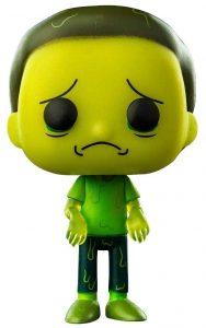 Funko POP de Morty tóxico - Los mejores FUNKO POP de Rick y Morty - Los mejores FUNKO POP de series de dibujos animados