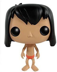 Funko POP de Mowgli - Los mejores FUNKO POP del libro de la Selva - FUNKO POP de Disney