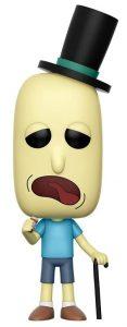 Funko POP de Mr. Poopy Butthole 2 - Los mejores FUNKO POP de Rick y Morty - Los mejores FUNKO POP de series de dibujos animados
