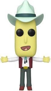 Funko POP de Mr. Poopy Butthole - Los mejores FUNKO POP de Rick y Morty - Los mejores FUNKO POP de series de dibujos animados