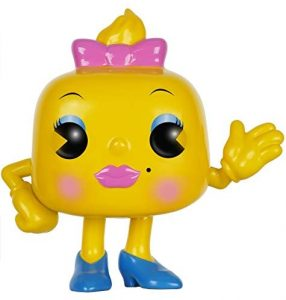 Funko POP de Ms. Pacman - Los mejores FUNKO POP del Pacman - Los mejores FUNKO POP de personajes de videojuegos