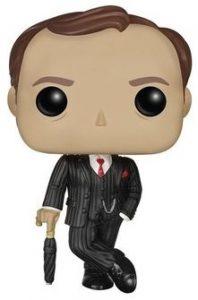 Funko POP de Mycroft Holmes - Los mejores FUNKO POP de la serie de Sherlock - Funko POP de series de televisión
