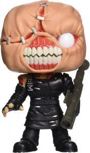 Funko POP de Nemesis - Los mejores FUNKO POP del Resident Evil - Los mejores FUNKO POP de personajes de videojuegos