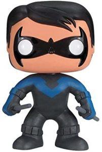 Funko POP de Nightwing - Los mejores FUNKO POP de Robin - Los mejores FUNKO POP de personajes de DC - Aliados de Batman