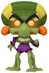 Funko POP de Nitros Oxide - Los mejores FUNKO POP del Crash Bandicoot - Los mejores FUNKO POP de personajes de videojuegos