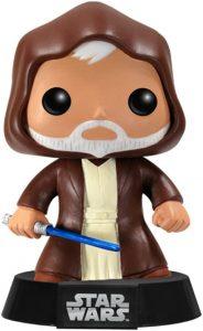 Funko POP de Obi Wan Kenobi de viejo - Los mejores FUNKO POP de Obi Wan Kenobi - Los mejores FUNKO POP de personajes de Star Wars