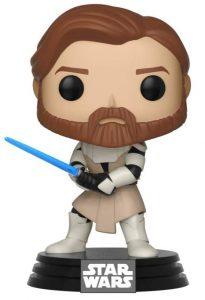 Funko POP de Obi Wan Kenobi en clone wars - Los mejores FUNKO POP de Obi Wan Kenobi - Los mejores FUNKO POP de personajes de Star Wars