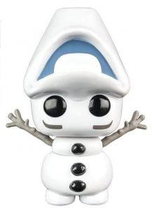 Funko POP de Olaf descolocado - Los mejores FUNKO POP de Frozen y Frozen 2 - FUNKO POP de Disney