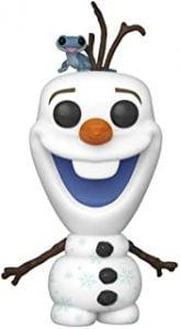 Funko POP de Olaf feliz - Los mejores FUNKO POP de Frozen y Frozen 2 - FUNKO POP de Disney