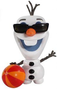 Funko POP de Olaf verano - Los mejores FUNKO POP de Frozen y Frozen 2 - FUNKO POP de Disney