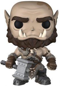 Funko POP de Orgrim - Los mejores FUNKO POP de World of Warcraft - Los mejores FUNKO POP de personajes de videojuegos