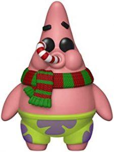 Funko POP de Patricio navideño - Los mejores FUNKO POP de Bob Esponja - Spongebob - Los mejores FUNKO POP de series de dibujos animados