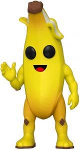 Funko POP de Peely del Fortnite - Los mejores FUNKO POP del Fortnite - Los mejores FUNKO POP de personajes de videojuegos - Banana