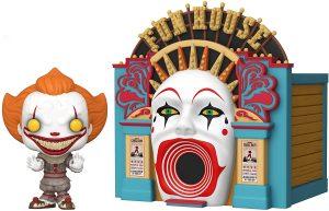 Funko POP de Pennywise de IT Fun House - Los mejores FUNKO POP de IT - Funko POP de películas de cine de terror