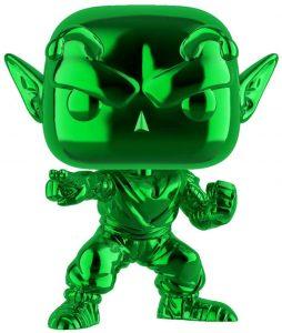 Funko POP de Piccolo cromado verde - Los mejores FUNKO POP de Piccolo de Dragon Ball - Los mejores FUNKO POP de anime