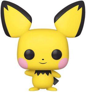 Funko POP de Pichu - Los mejores FUNKO POP de Pokemon - Los mejores FUNKO POP de anime