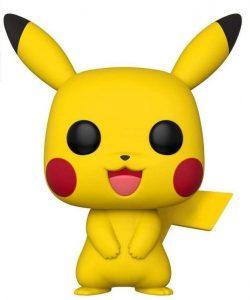 Funko POP de Pikachu de 25 centímetros - Los mejores FUNKO POP de Pokemon - Los mejores FUNKO POP de anime