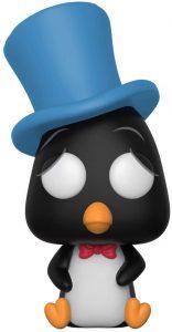 Funko POP de Pingüino Playboy - Los mejores FUNKO POP de Gossamer de los Looney Tunes - Los mejores FUNKO POP de series de dibujos animados