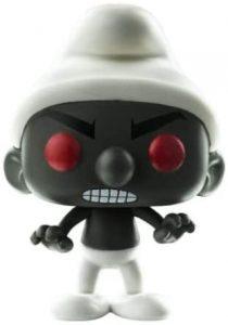 Funko POP de Pitufo Negro - Los mejores FUNKO POP de los Pitufos - Los mejores FUNKO POP de series de dibujos animados