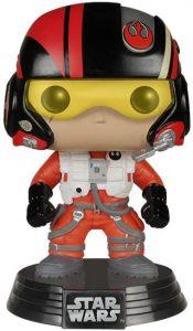 Funko POP de Poe Dameron piloto con casco - Los mejores FUNKO POP de Poe Dameron - Los mejores FUNKO POP de personajes de Star Wars