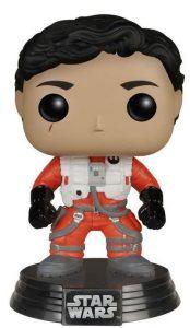 Funko POP de Poe Dameron piloto sin casco - Los mejores FUNKO POP de Poe Dameron - Los mejores FUNKO POP de personajes de Star Wars