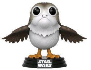 Funko POP de Porg alas abiertas - Los mejores FUNKO POP de Porg - Los mejores FUNKO POP de personajes de Star Wars