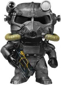 Funko POP de Power Armor - Los mejores FUNKO POP de Fallout - Los mejores FUNKO POP de personajes de videojuegos