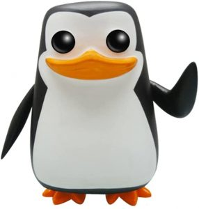 Funko POP de Private - Los mejores FUNKO POP de los pingüinos de Madagascar - Los mejores FUNKO POP de series de dibujos animados