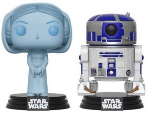 Funko POP de R2D2 y Leia - Los mejores FUNKO POP de R2-D2 - Los mejores FUNKO POP de personajes de Star Wars