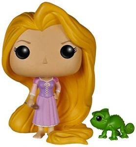 Funko POP de Rapunzel y Pascal - Los mejores FUNKO POP de Enredados - Funko POP de Disney