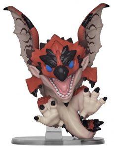 Funko POP de Rathalos - Los mejores FUNKO POP de Monster Hunters - Los mejores FUNKO POP de personajes de videojuegos