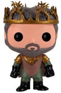Funko POP de Renly Baratheon - Los mejores FUNKO POP de Juego de Tronos de HBO - Los mejores FUNKO POP de Game of Thrones - Funko POP de series de televisión