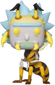 Funko POP de Rick Avispa - Los mejores FUNKO POP de Rick y Morty - Los mejores FUNKO POP de series de dibujos animados