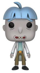 Funko POP de Rick Doofus - Los mejores FUNKO POP de Rick y Morty - Los mejores FUNKO POP de series de dibujos animados