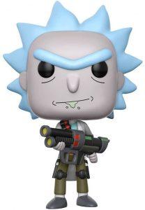 Funko POP de Rick Weaponized - Los mejores FUNKO POP de Rick y Morty - Los mejores FUNKO POP de series de dibujos animados