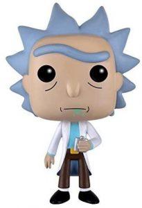Funko POP de Rick clásico - Los mejores FUNKO POP de Rick y Morty - Los mejores FUNKO POP de series de dibujos animados