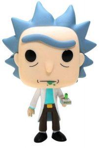 Funko POP de Rick con portal - Los mejores FUNKO POP de Rick y Morty - Los mejores FUNKO POP de series de dibujos animados