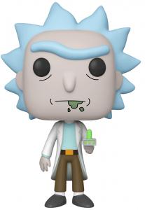 Funko POP de Rick de 25 centímetros - Los mejores FUNKO POP de Rick y Morty - Los mejores FUNKO POP de series de dibujos animados