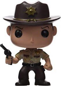 Funko POP de Rick policía - Los mejores FUNKO POP de The Walking Dead - Funko POP de series de televisión