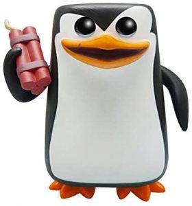 Funko POP de Rico - Los mejores FUNKO POP de los pingüinos de Madagascar - Los mejores FUNKO POP de series de dibujos animados