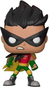 Funko POP de Robin de Teen Titans Go - Los mejores FUNKO POP de Robin - Los mejores FUNKO POP de personajes de DC - Aliados de Batman