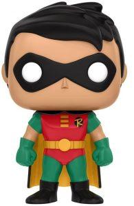 Funko POP de Robin de la serie animada - Los mejores FUNKO POP de Robin - Los mejores FUNKO POP de personajes de DC - Aliados de Batman