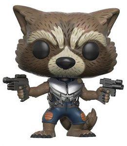 Funko POP de Rocket Racoon 2 - Los mejores FUNKO POP de Rocket Racoon - Los mejores FUNKO POP de Guardianes de la Galaxia - Funko POP de Marvel de los Vengadores